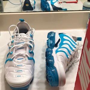 "Nike Air VaporMax Plus ""Blue Force"" NIB"